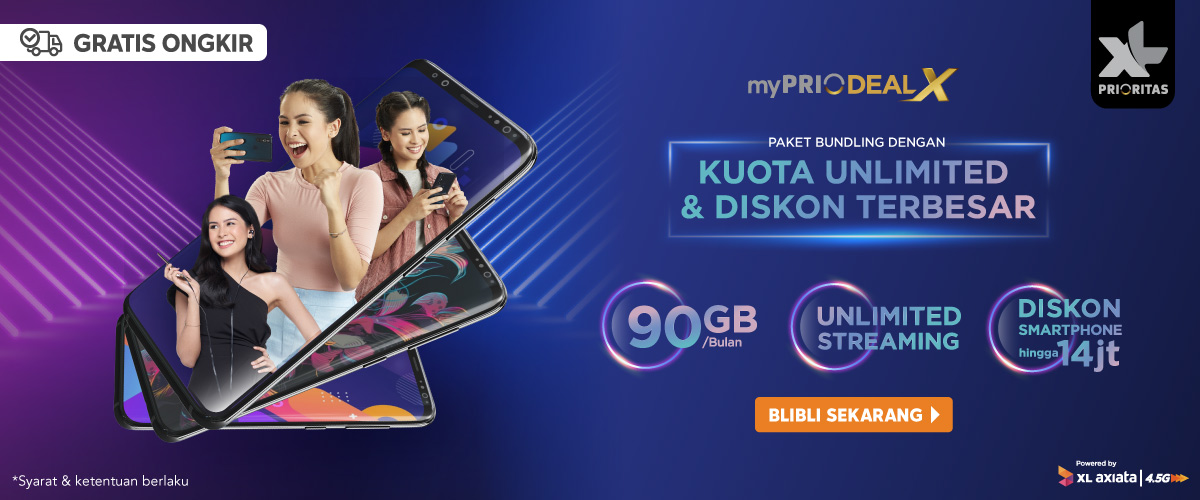 XL priodeal 3.0